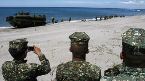 Konflikter har hänt vid Sydkinesiska havet