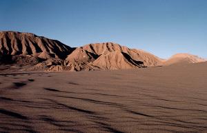 Atamacaöknen i Chile