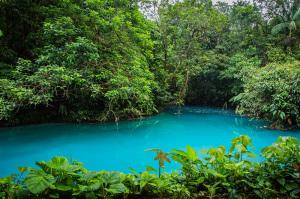Costa Ricas natur
