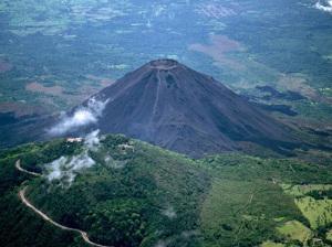 Vulkan i El Salvador