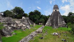 Ruiner i Guatemala