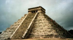 Ruin i Mexiko