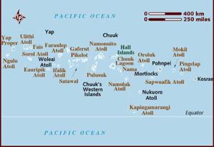 Förenta staterna Mikronesien