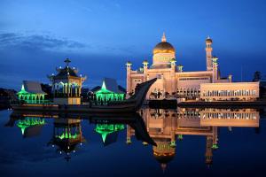Moské i Brunei