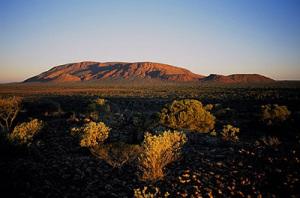 Mount Augustus i Australien