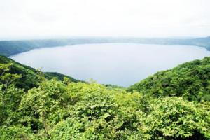 Sjö i Nicaragua