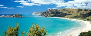 Nya Zeeland har en omväxlande natur