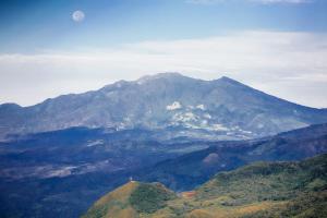 Volcán Barú i Panama
