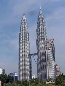 Petrinas Towers i Malaysia