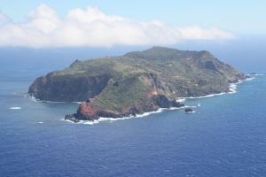 Pitcairnn är en av Pitcairnöarna