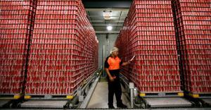 Coca Cola från USA