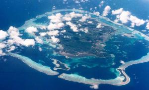 Wallis är en av öarna i Wallis och Futunaöarna
